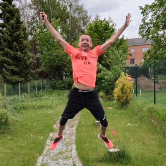 Marathon Pour La Vie - Voor Het Leven