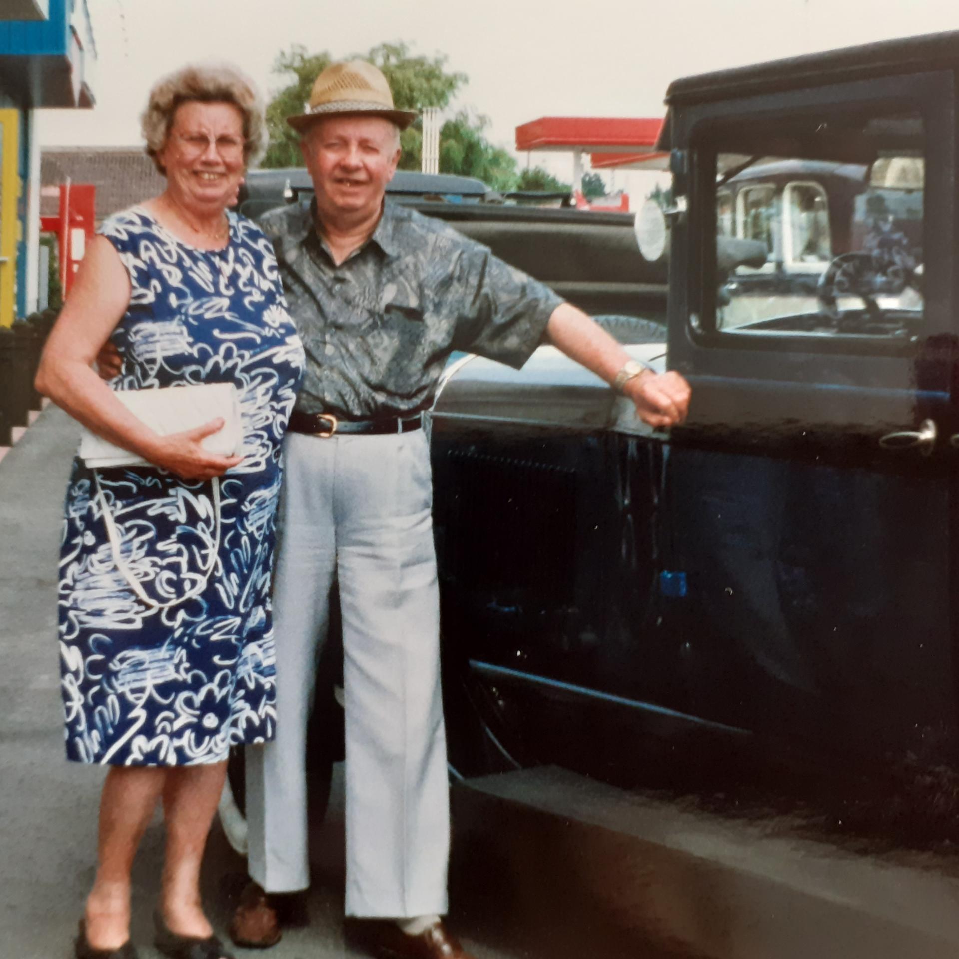 Ter nagedachtenis van de familie Vanhooren - Aernout