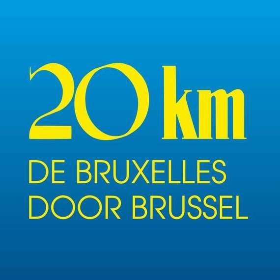 20 km de Bruxelles
