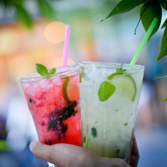 DRINK IT FRESH - Mocktails Power!