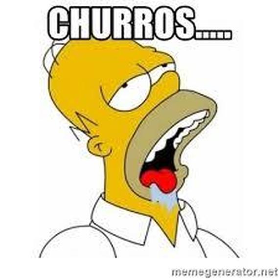 Équipe Los churros