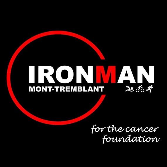 Ironman Mont Tremblant pour soutenir la Fondation contre le Cancer