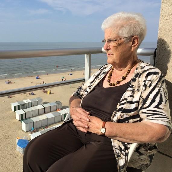 Juliette Cox wordt 95
