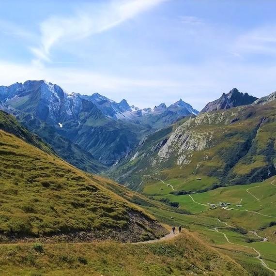Ma grande traversée des Alpes 2021