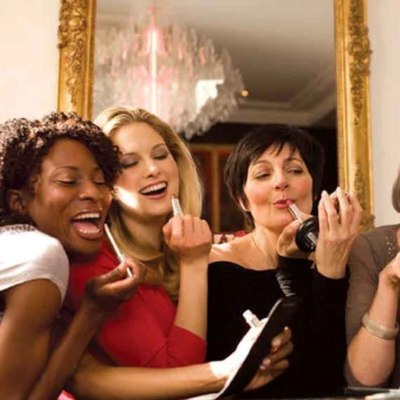 Maak kennis met gezonde make-up