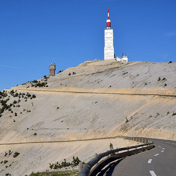 MOVE4Cancer 2019 *** Mont Ventoux - back to our origin