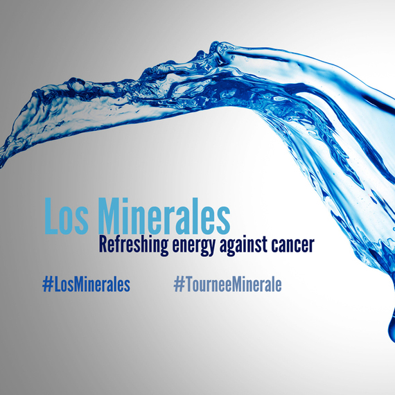 Los Minerales - unis contre le cancer