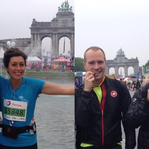Samen 20 km tegen kanker