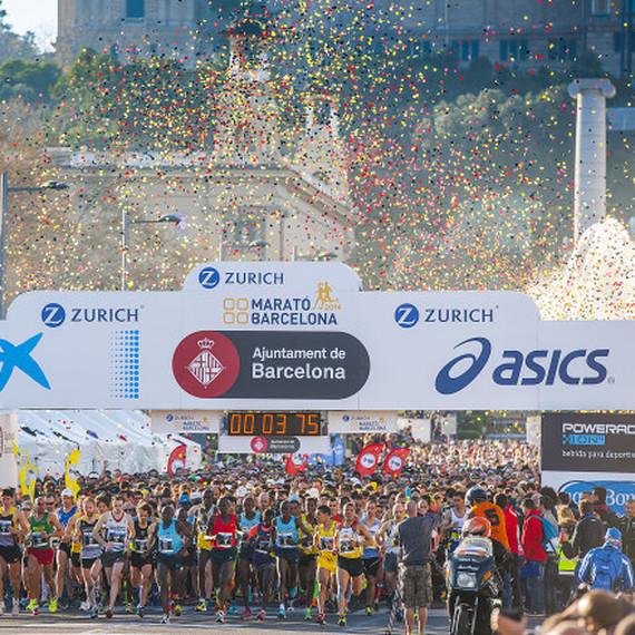 Barcelona tegen Kanker
